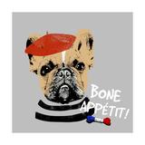 Bone Appetit Giclee Print