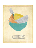 Cookies Premium Giclee Print