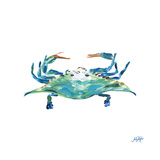 Sea Creatures I Giclee Print by Julie DeRice