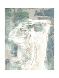 Figure on Abstract I Premium Giclee Print by Lanie Loreth
