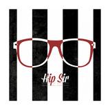 Hip Glasses II Giclee Print