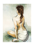 Woman Sitting II Giclee Print by Lanie Loreth
