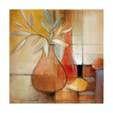 Afternoon Bamboo Leaves I Premium Giclee Print by Lanie Loreth