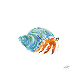 Sea Creatures II Giclee Print by Julie DeRice