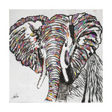 Serengeti Plains II Premium Giclee Print by Gina Ritter