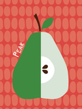 Pear Print Posters