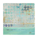 Dots on Silver Premium Giclee Print by Patricia Quintero-Pinto