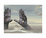 Hands Of Time Photographic Print by ML Walker