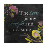 Strength and Love I Premium Giclee Print by Elizabeth Medley