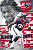 Houston Texans - J Clowney 14 Plakater