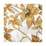 Gold Shadows I Giclee Print by Patricia Quintero-Pinto