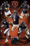 Chicago Bears - Team 14 Plakat