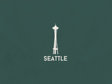 Seattle Minimalism Prints