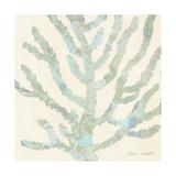 Coral Vision on Cream II Premium Giclee Print by Lanie Loreth