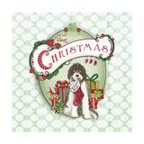 Pet Christmas I Premium Giclee Print by Andi Metz