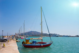 Zakynthos, Greece, Sea Port Photographic Print by  Okssi