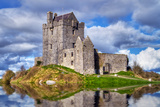Dunguaire Castle near Kinvarra in Co. Galway, Ireland Photographic Print by Patryk Kosmider
