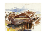 Boats Prints by  KUCO