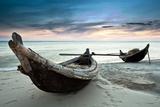 Boats Photographic Print by  GoodOlga