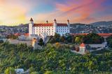 Bratislava Castle, Slovakia Posters by  TTstudio
