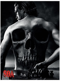 Sons of Anarchy - Jax Back Masterprint