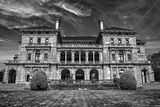 The Breakers Newport Rhode Island B/W Photo