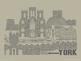 Citography - York Masterprint