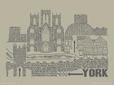 Citography - York Masterprint