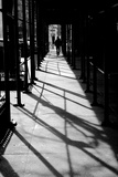 Scaffolding Shadows NYC Prints