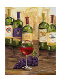 Chianti II Premium Giclee Print by Heather A. French-Roussia