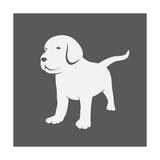 Labrador Puppies Premium Giclee Print by  yod67