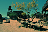 Ghost Town in Scottsdale Arizona Photo