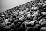 Rock Beach in Lima Peru Photo