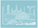Citography - Glasgow Masterprint