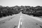 Desert Road in Arizona Photo