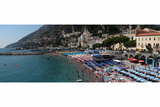 Almafi Coast Italy Panoramic Prints
