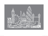 Citography - London Prints