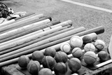 Baseball Equipment Poster Photo