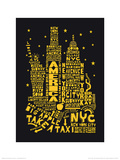 Citography - New York Prints