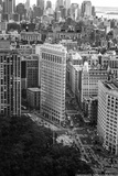 Flatiron Building Aerial Photo