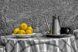 Bowl of Lemons Photo