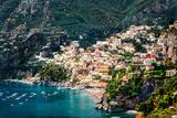 Amazing Amalfi Coast. Positano, Italy Prints by  amok