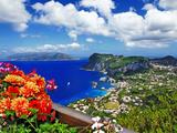 Beautiful Capri Island - Italian Travel Series Photographic Print by  Maugli-l