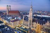 Munich, Germany. Fotografisk trykk av  rudi1976