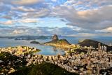 Rio De Janeiro Prints by  dabldy