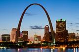 St. Louis Fotografisk trykk av  rudi1976