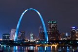City of St. Louis Photographic Print by  rudi1976