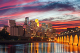 Minneapolis Prints by  rudi1976