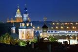 Moscow Cityscape Prints by Oleg Znamenskiy