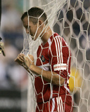 Jul 12, 2007, Houston Dynamo vs Chicago Fire - Chad Barrett Photo by Brian Kersey